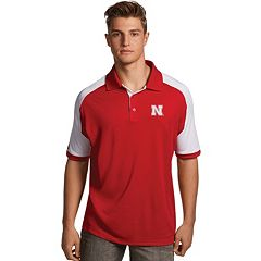 Men's Antigua Nebraska Cornhuskers Century Polo