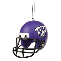 Forever Collectibles TCU Horned Frogs Helmet Christmas Ornament