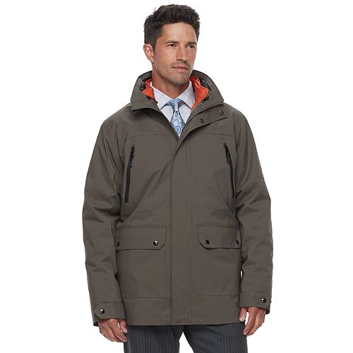 Men's Chaps Extreme Weather 3-in-1 Systems Jacket