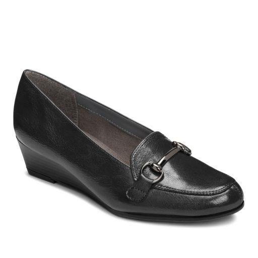 A2 by Aerosoles Love Spell Women's Wedge Loafers