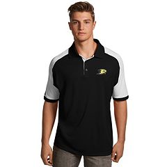 Men's Antigua Anaheim Ducks Century Polo