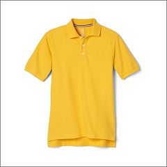 Boys 4-20 French Toast School Uniform Short-Sleeve Pique Polo