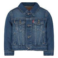 Baby Boy Levi's Knit Trucker Jacket