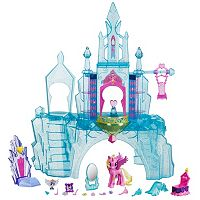 My Little Pony Explore Equestria Crystal Empire Castle by Hasbro