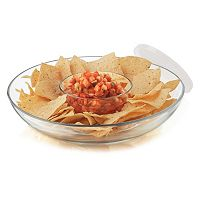 Food Network™ Glass Chip 'N Dip Set
