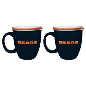 Boelter Chicago Bears Bistro Mug Set