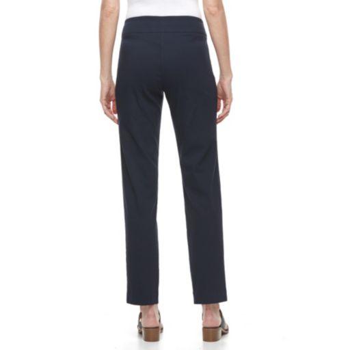 Women's Dana Buchman Slimming Pull-On Pants