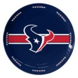 Boelter Houston Texans Serving Plate