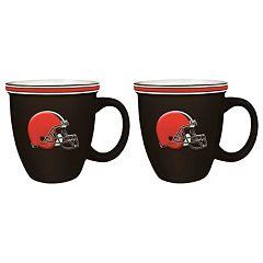 Boelter Cleveland Browns Bistro Mug Set