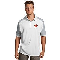 Men's Antigua Calgary Flames Century Polo