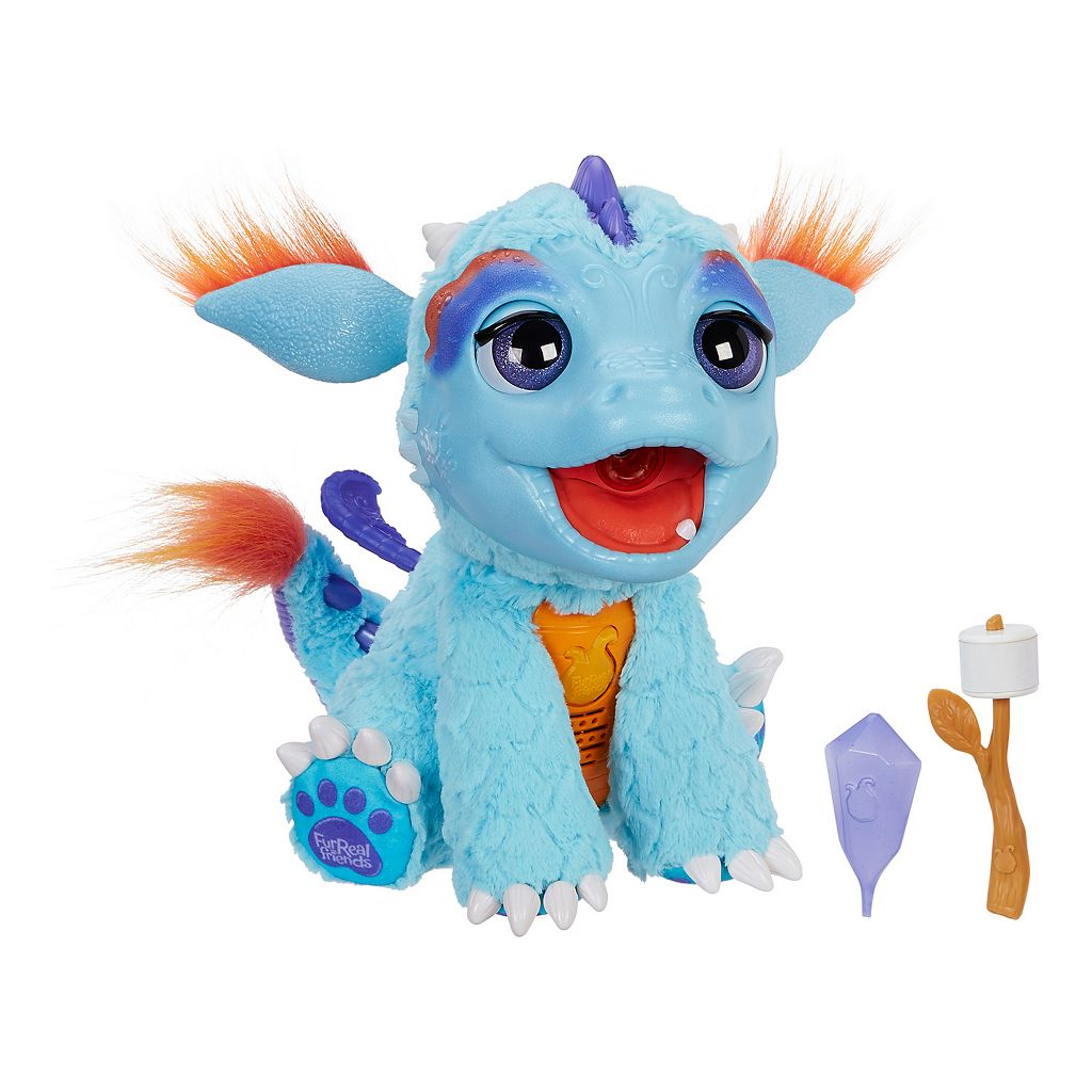 FurReal Friends Torch My Blazin' Dragon by Hasbro