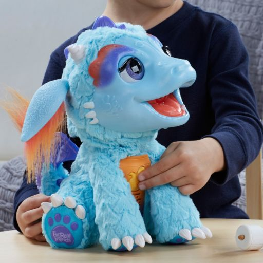FurReal Friends Torch My Blazin' Dragon by Hasbro