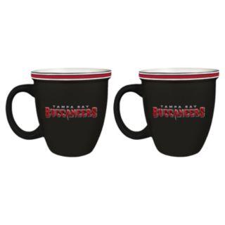 Boelter Tampa Bay Buccaneers Bistro Mug Set