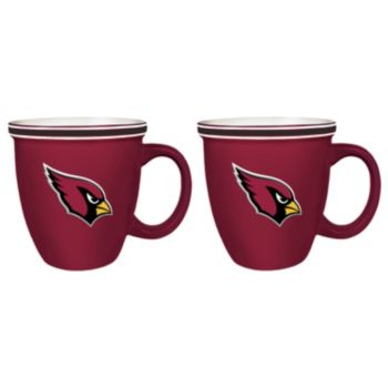 Boelter Arizona Cardinals Bistro Mug Set