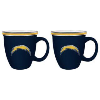 Boelter San DiegoChargers Bistro Mug Set