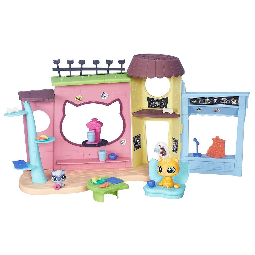 Littlest Pet Shop Pawristas Café by Hasbro