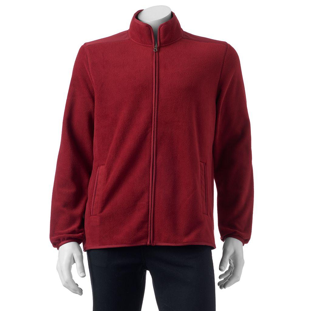 Men's Croft & Barrow Artic Fleece Jacket