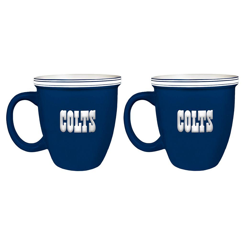 Boelter Indianapolis Colts Bistro Mug Set