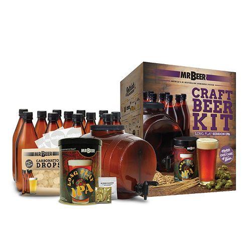 Mr. Beer Long Play IPA Homebrewing Craft Beer Kit