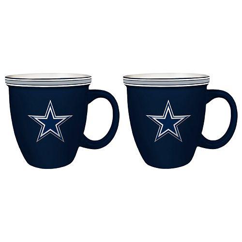 Boelter Dallas Cowboys Bistro Mug Set