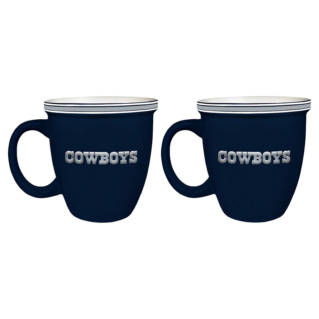 Boelter Dallas Cowboys Bistro Mug Set