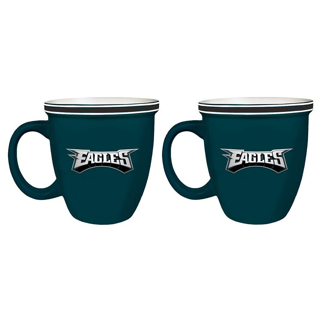 Boelter Philadelphia Eagles Bistro Mug Set