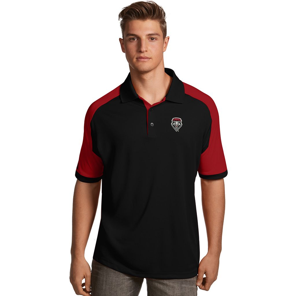 Men's Antigua New Mexico Lobos Century Polo