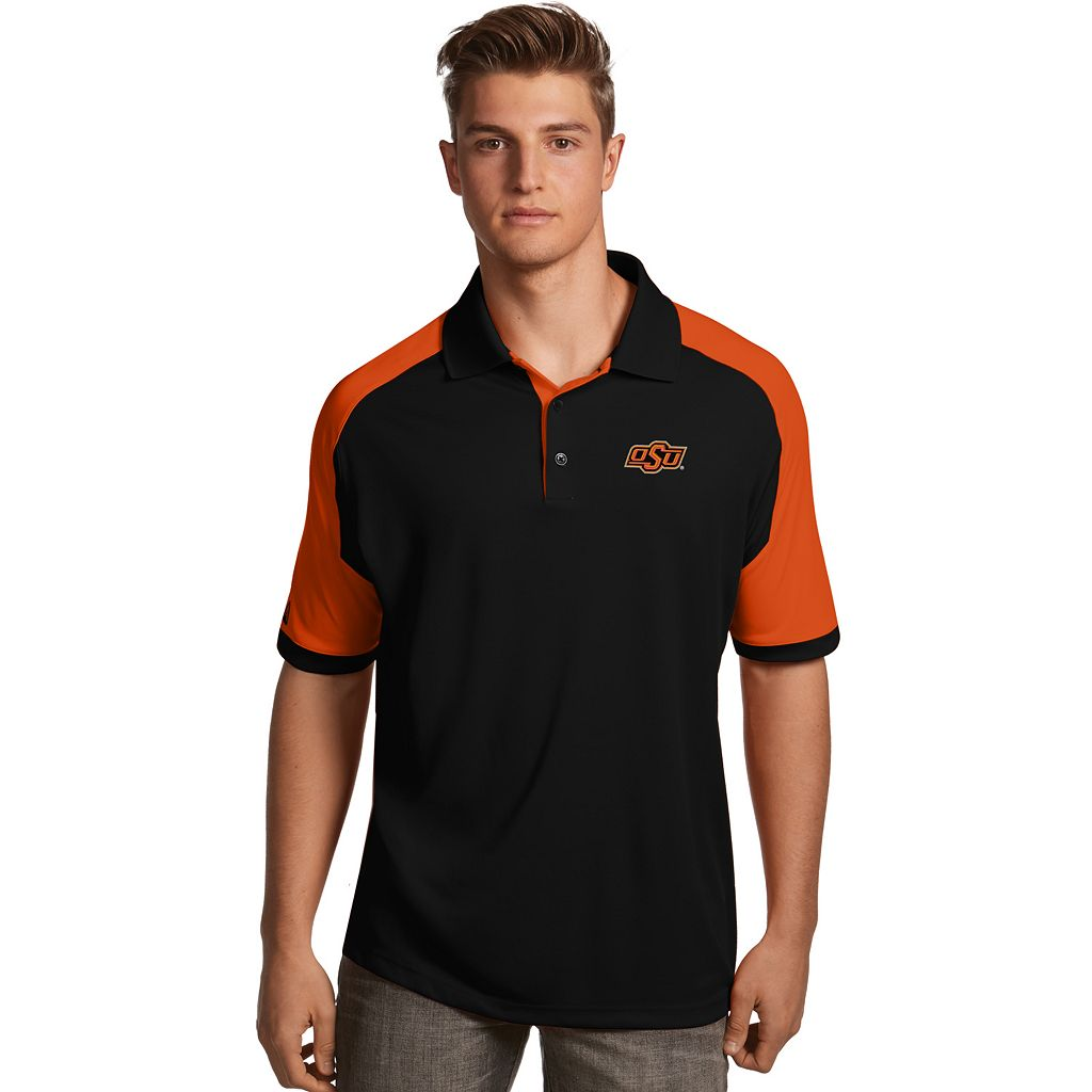 Men's Antigua Oklahoma State Cowboys Century Polo