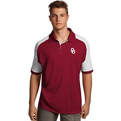 Men's Antigua Oklahoma Sooners Century Polo