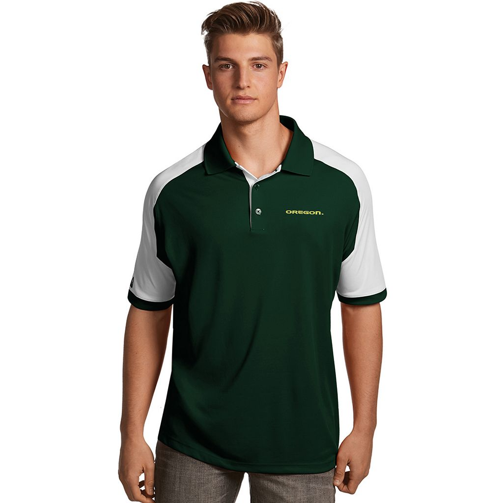 Men's Antigua Oregon Ducks Century Polo