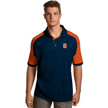 Men's Antigua Syracuse Orange Century Polo