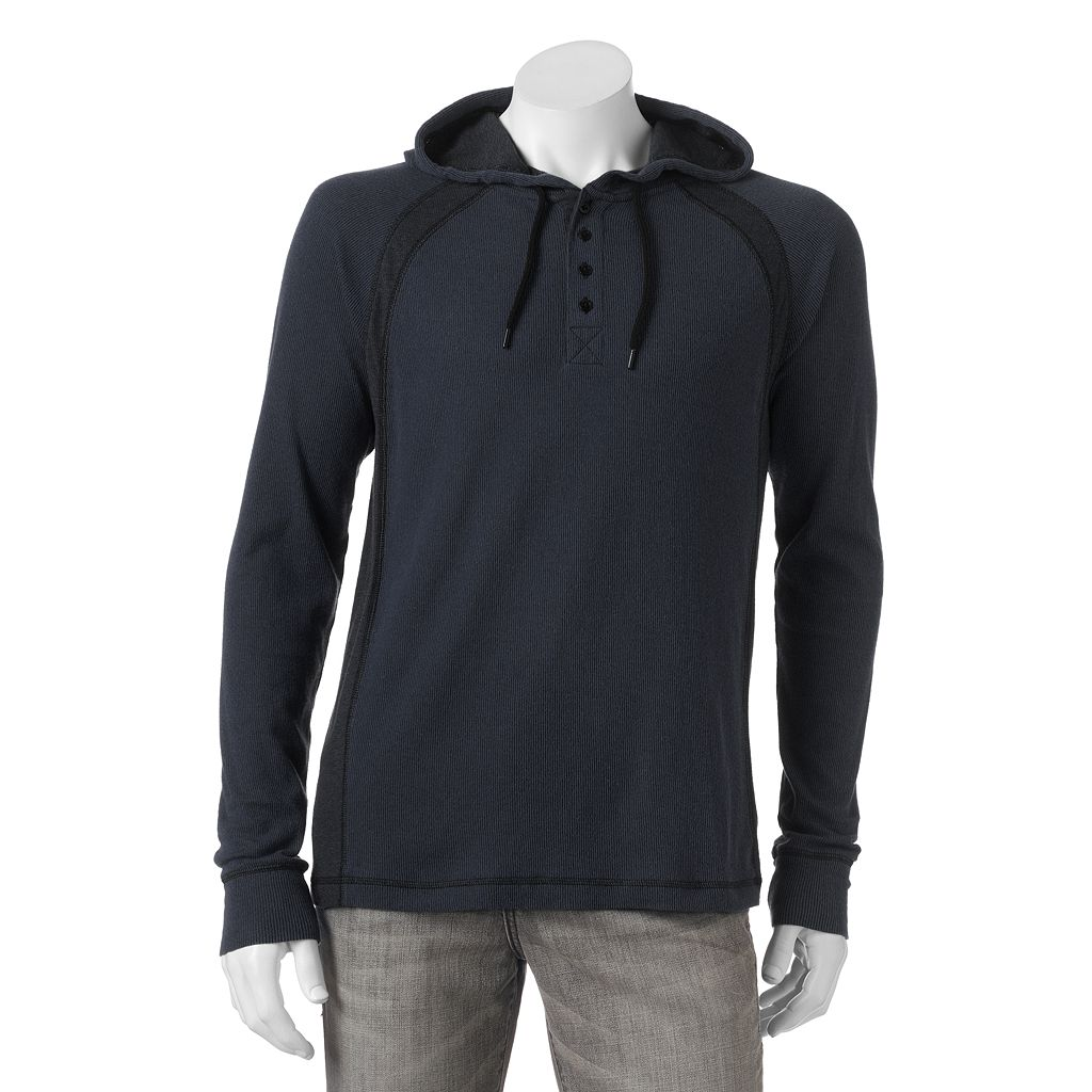 Big & Tall Rock & Republic Thermal Henley