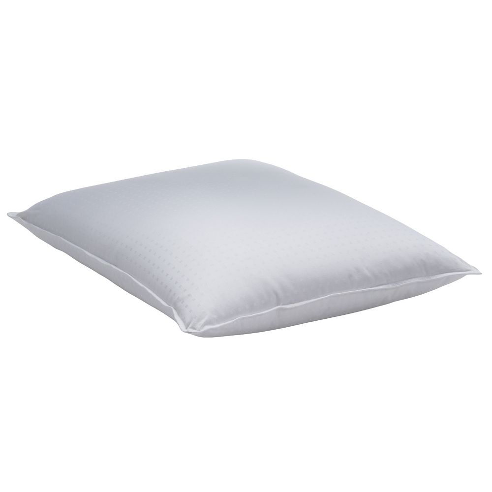 jsp old kohls sharpen ticking wid pillows feather prd hei op downlite stripe down style goose pillow granny product fashioned