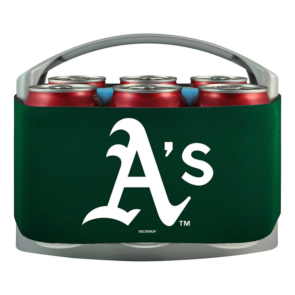 Oakland Athletics 6-Pack Cooler Holder