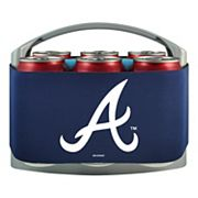 Atlanta Braves 6-Pack Cooler Holder
