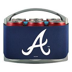 Atlanta Braves 6-Pack Cooler Holder