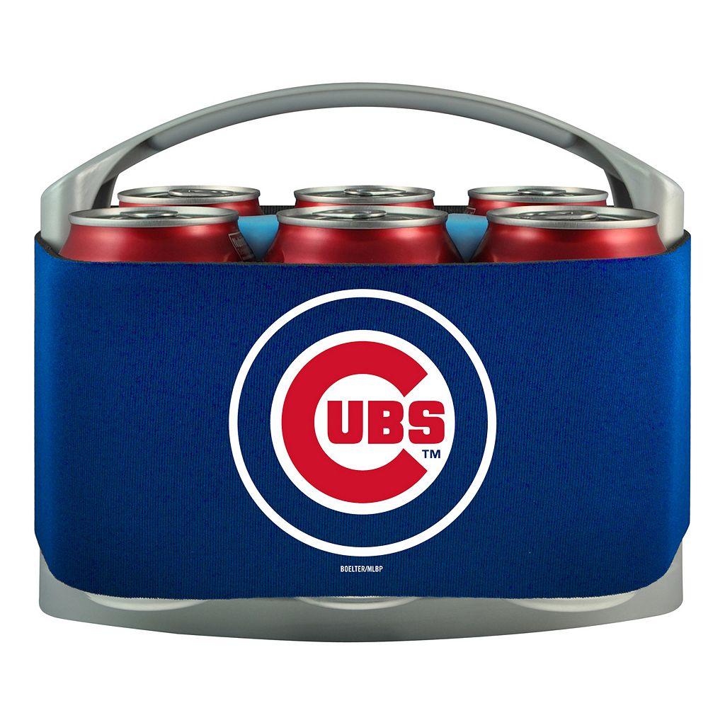 Chicago Cubs 6-Pack Cooler Holder