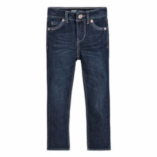 Toddler Girl Levi's 711 Sweetie Jeans