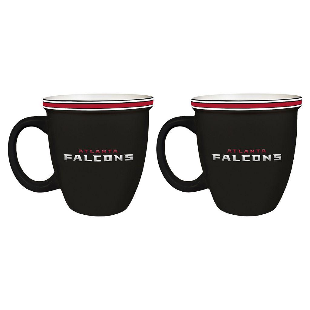 Boelter Atlanta Falcons Bistro Mug Set