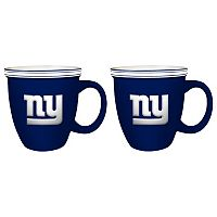 Boelter New York Giants Bistro Mug Set