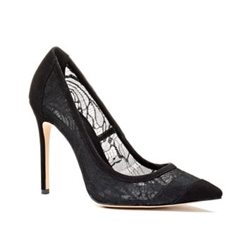 Daya by Zendaya Annabelle Women's Lace High Heels