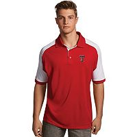 Men's Antigua Texas Tech Red Raiders Century Polo