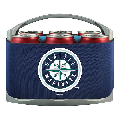 Seattle Mariners 6-Pack Cooler Holder