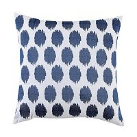 Fiesta Ikat Square Throw Pillow