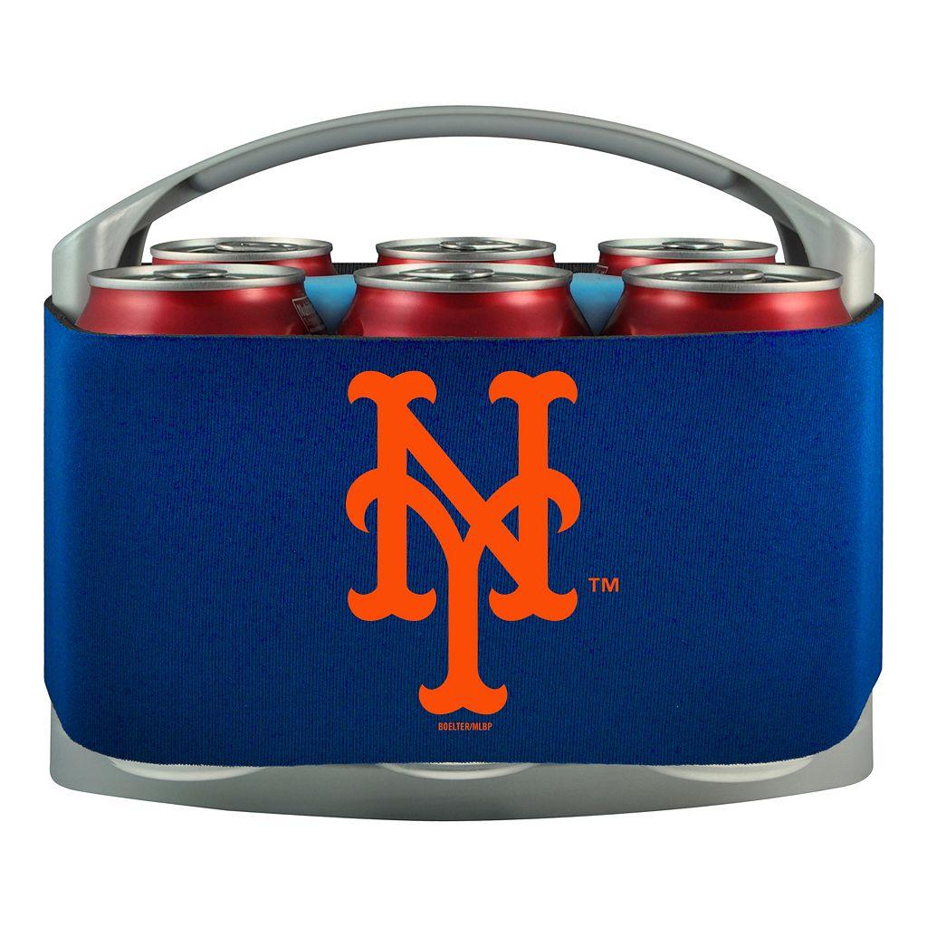 New York Mets 6-Pack Cooler Holder