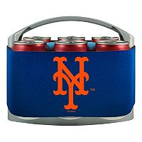 New York Mets 6-Pack Cooler Holder