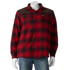 Mens Shirt Jacket Outerwear Clothing | Kohl&39s