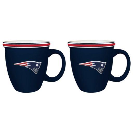 Boelter New EnglandPatriots Bistro Mug Set