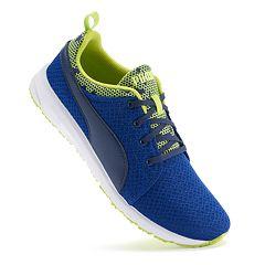 Puma Carson Runner Night Camo Grade School Boys' Running Shoes by