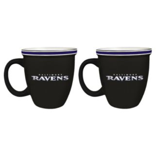 Boelter Baltimore Ravens Bistro Mug Set